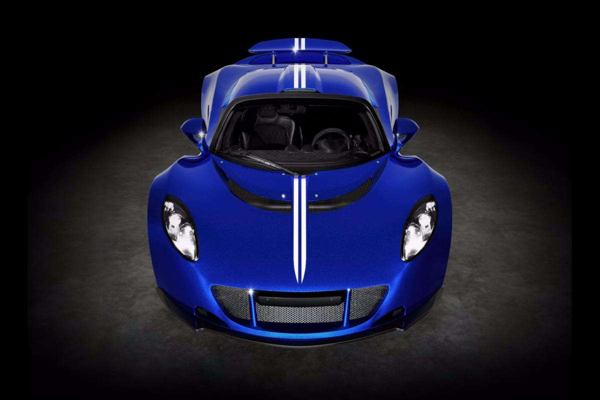 The Hennessey Venom GT Final Edition marks the end of production