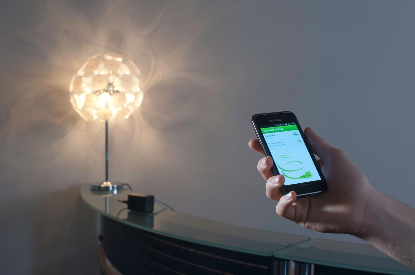 Using a wireless smart socket to control the lights in your home may not be not far off