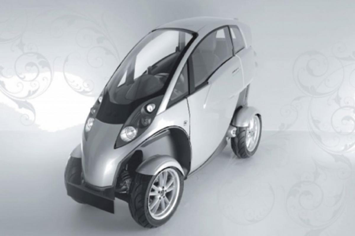 Lumeneo Smera electric vehicle conceptwww.lumeneo.fr