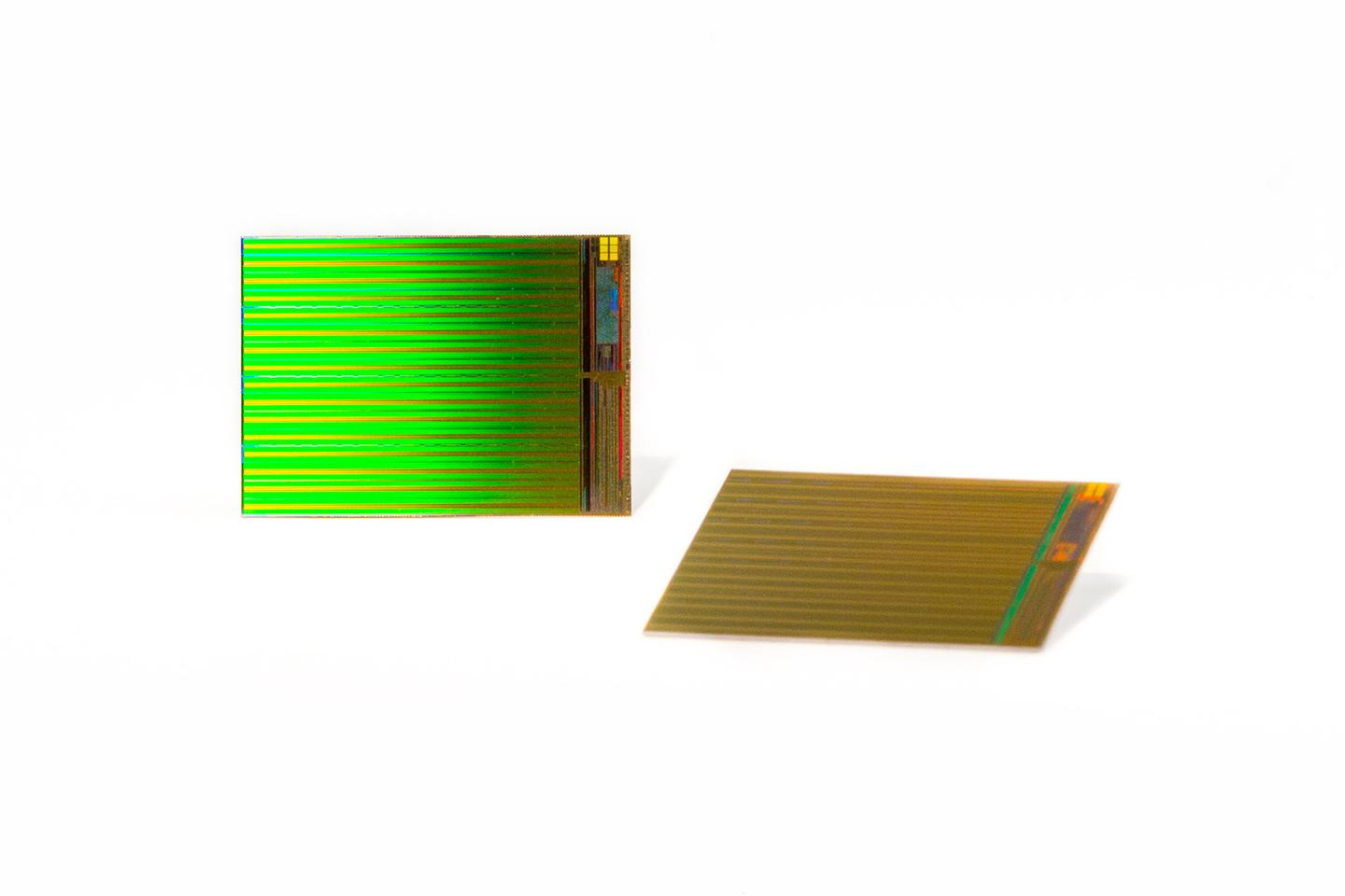 The new 3D NAND die extends Moore's law to flash storage (Image: Intel)