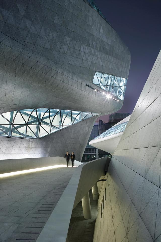 Guangzhou Opera House by ZHA (2010)