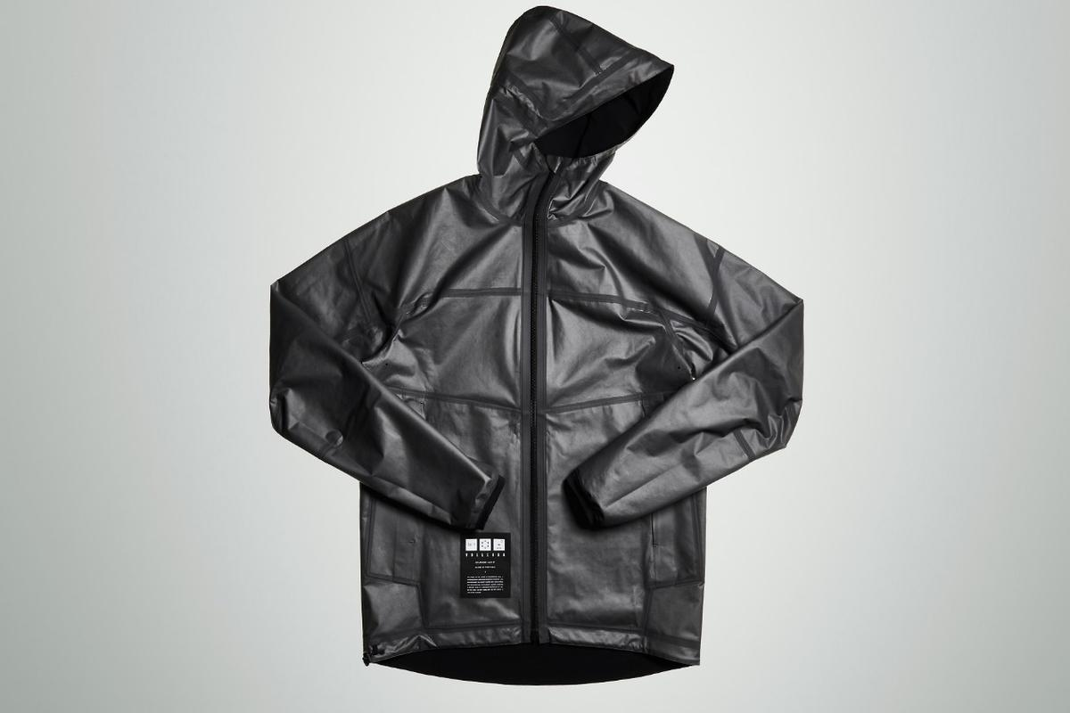 The Graphene Jacket looks sassy even without a person in it – is there nothing graphene can't do?
