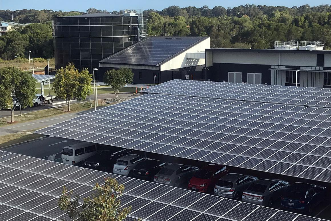A new energy system for the University of the Sunshine Coast is expected to prevent more than 92,000 tonnes of CO2 emissions over the coming 25 years