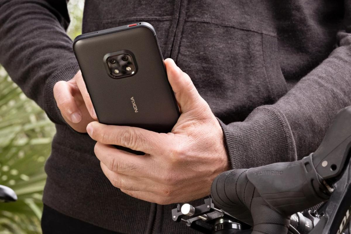 """HMD Global says that the Nokia XR20 """"can withstand much more than you'll ever demand of it"""""""