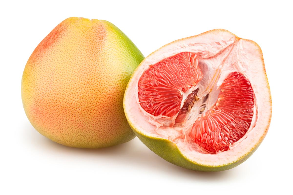 The pomelo can take a pummeling (Photo: Shutterstock)