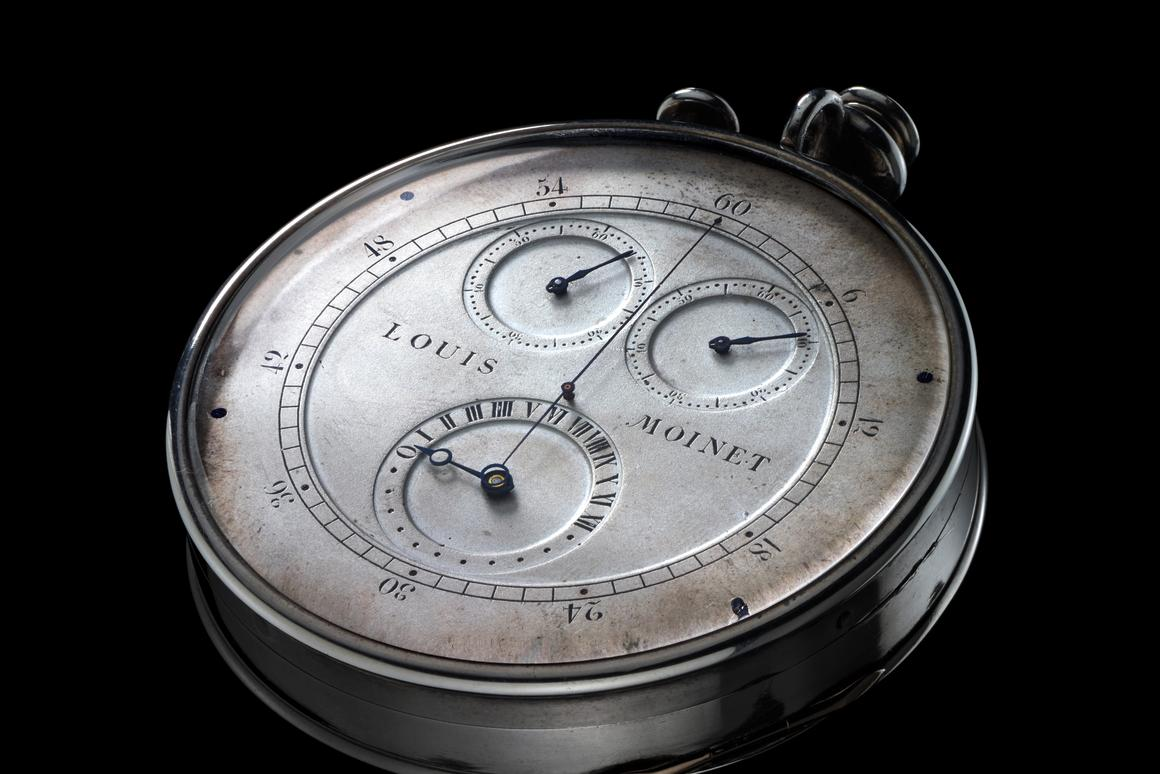 The stopwatch turns 200: When thecompteur de tiercessurfaced in2012, itwas like stumbling across an iPhone from 1975 in a junk shop