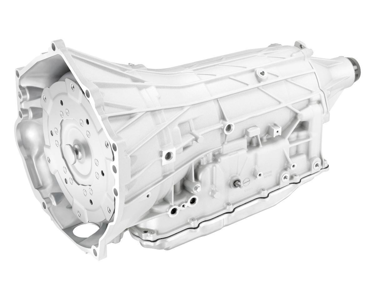 The new Hydra-Matic 10-speed automatic transmission is the first 10-speed automatic made for a volume production car