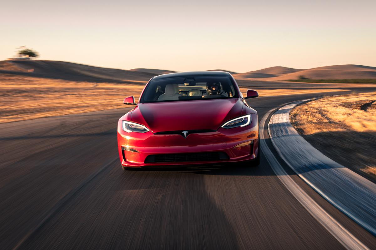 Tesla revealed the Plaid variant of its Model S sedan back in June