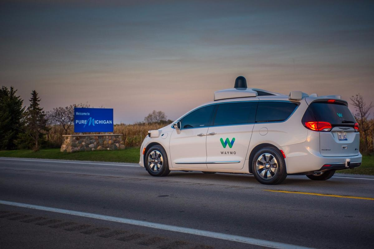 Waymo is moving into level four autonomous driving