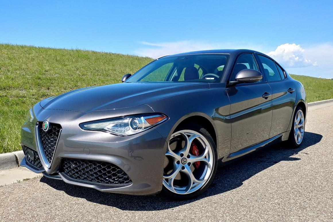 2019 Alfa Romeo Giulia: More than just good looks?