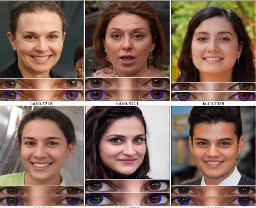 A newly developed tool looks to detect deepfakes by focusing on reflections in the eyes
