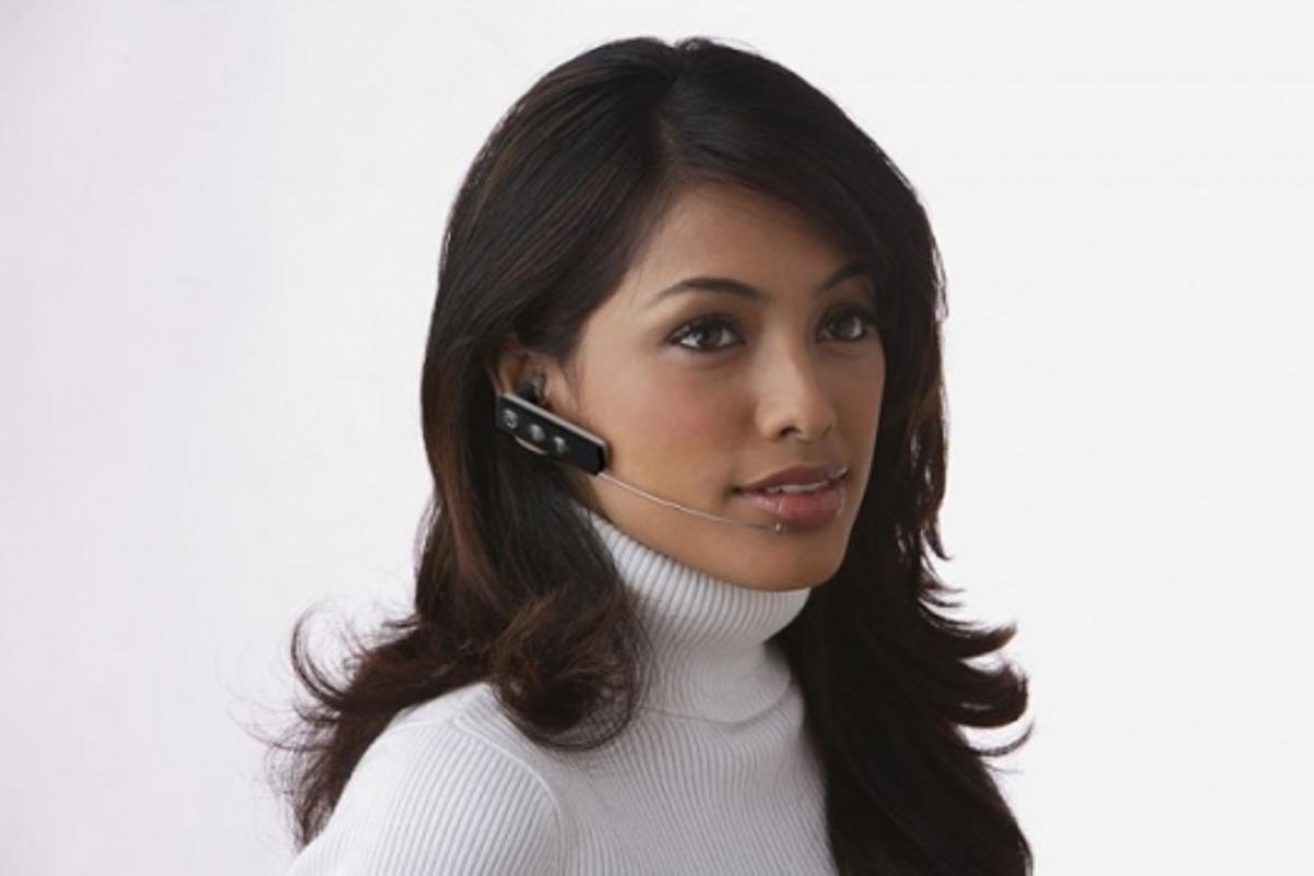 Zivio Bluetooth headset