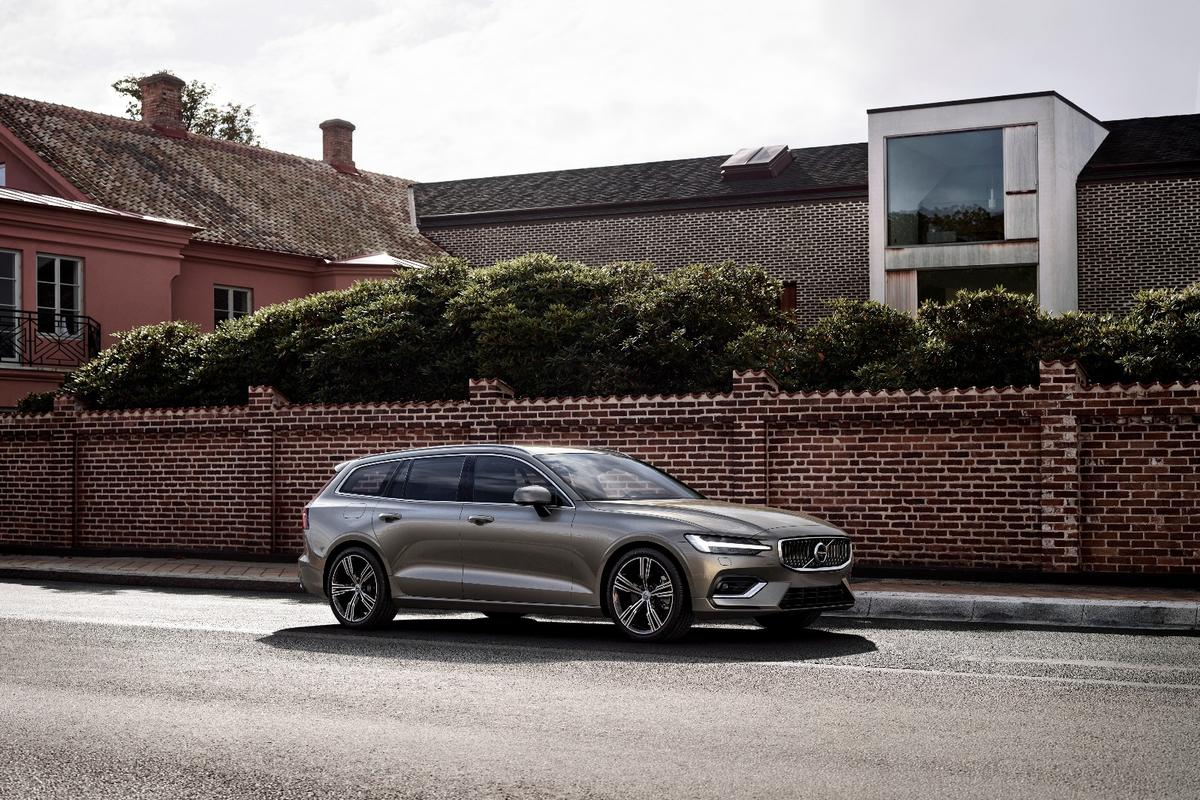 Volvo revealed the all-newV60 in Sweden this week