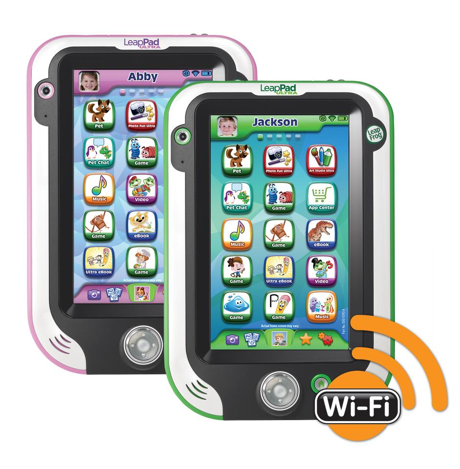 The LeapPad Ultra now boasts Wi-Fi capability and a kid-safe web browser