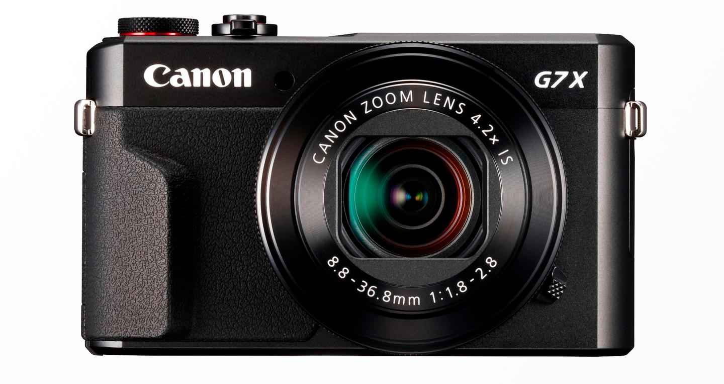 The Canon PowerShot G7 X Mark II is due for release in May priced at US$700