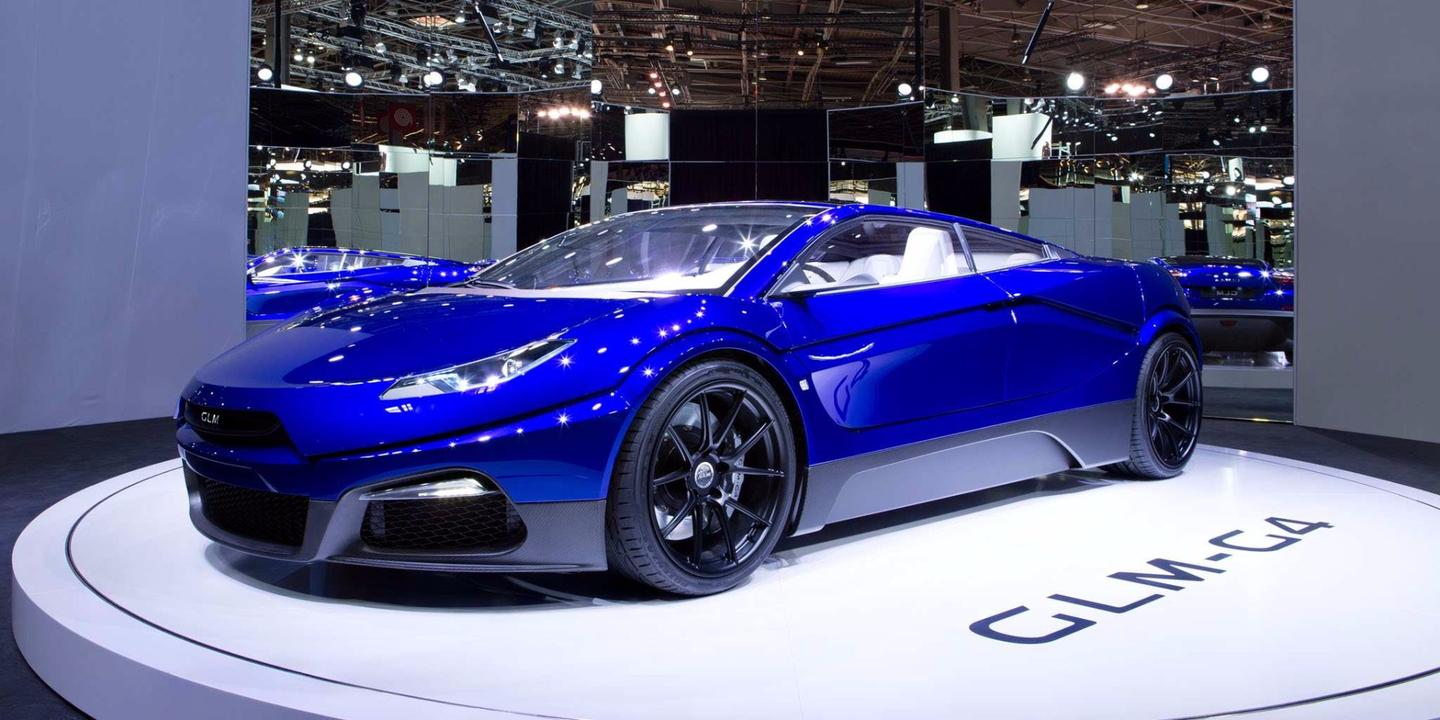 The GLM G4 will hit 100 km/h in just 3.7 seconds