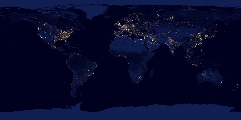 IBM MessageSight: a mega-platform for the internet of things (Image: NASA Goddard Space Flight Center)