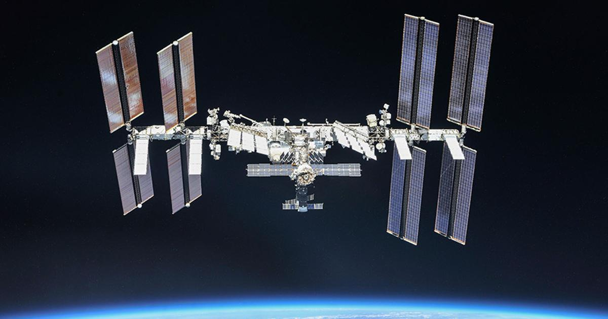 ISS air leak isolated to Russian module ahead of cargo launch