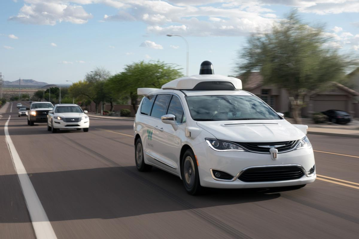Waymo is now offering a fully driverless robotaxi service to Waymo One users