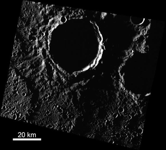 Permanently-shadowed craters at the poles of Mercury appear to be harboring much more water ice than previously thought