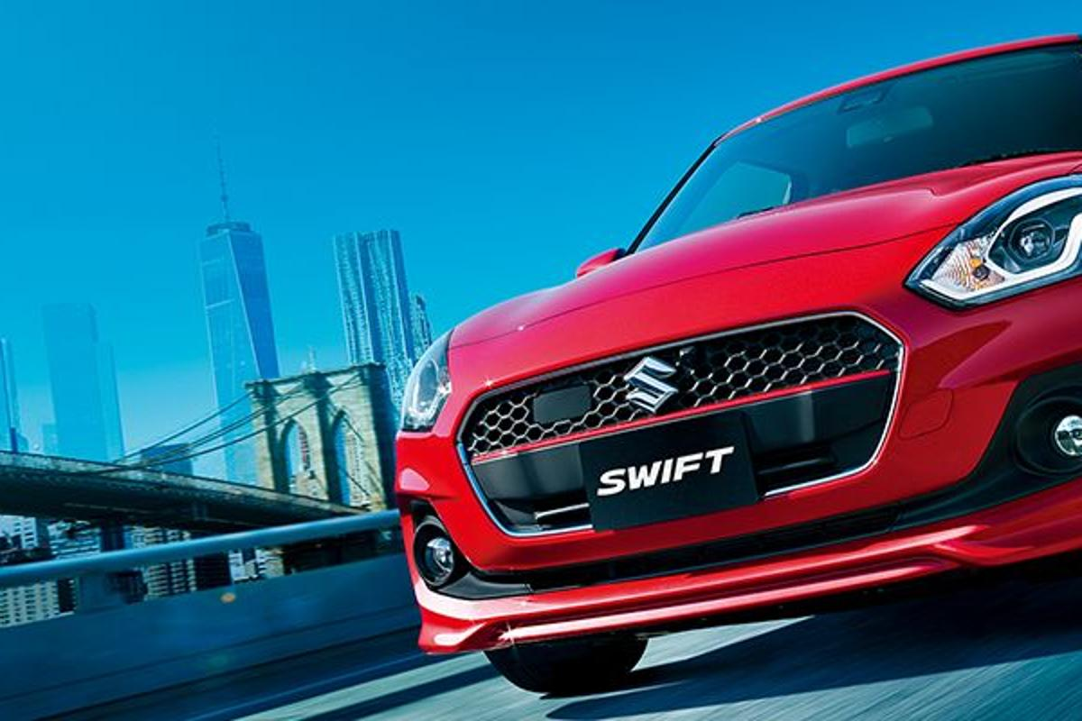 The Swift will make its globaldebut inGeneva in March 2017