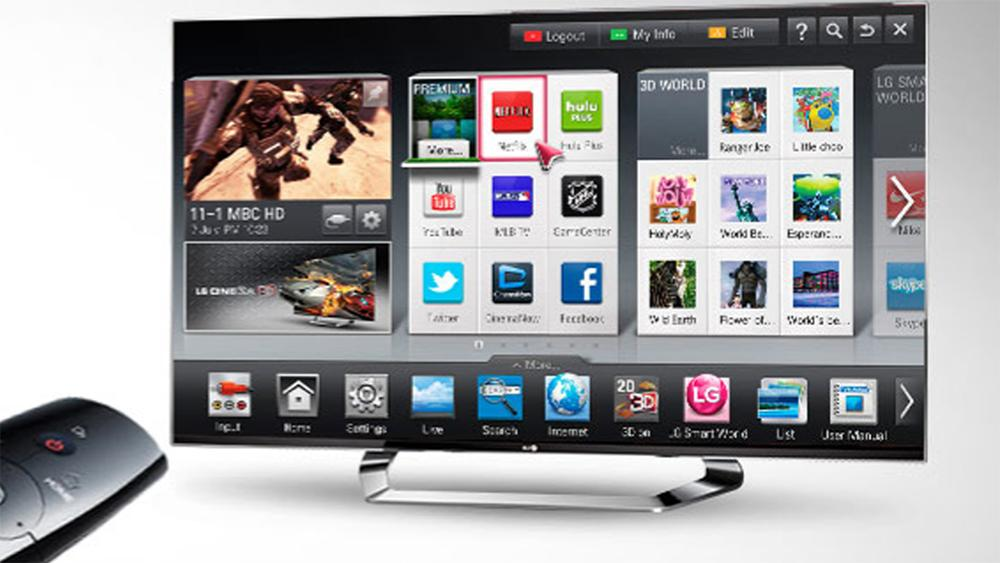 LG is a founding member of the Smart TV Alliance