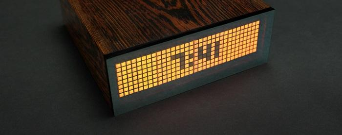 ALARMclock is an alarm clock capable of displaying a lot more information than just the time
