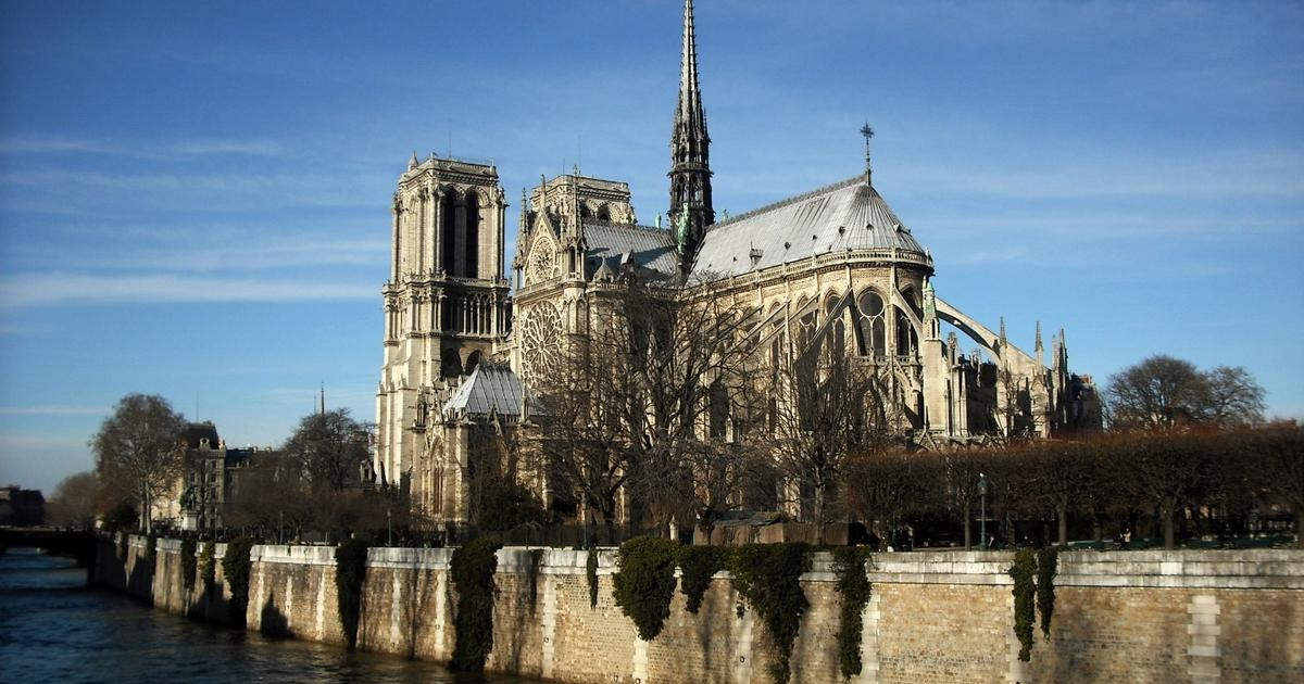 Fire-ravaged Notre-Dame cathedral to be restored to original state