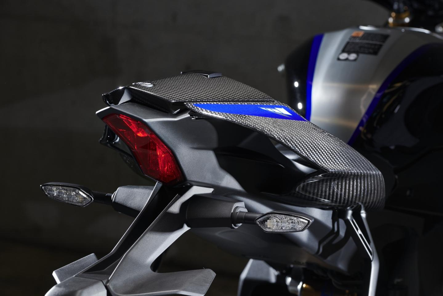 Yamaha launches a new, Euro V-compatible R1 and R1M for 2020