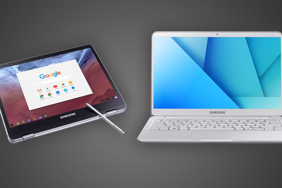 New Atlas take a side-by-side look at Samsung's early-2017 Chromebooks and updated Notebook 9