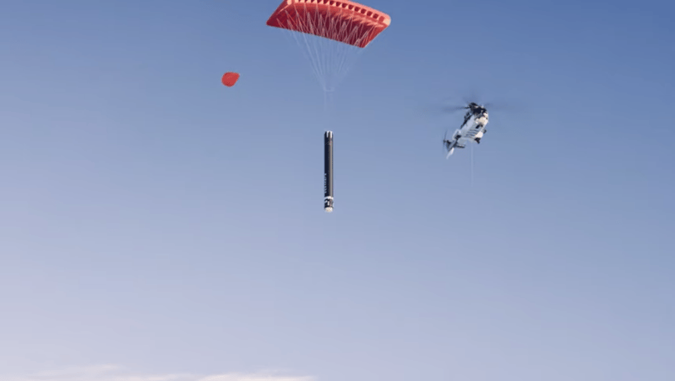 As part of its real-world recovery strategy, the helicopter technique is the final phase of Rocket Lab's plan