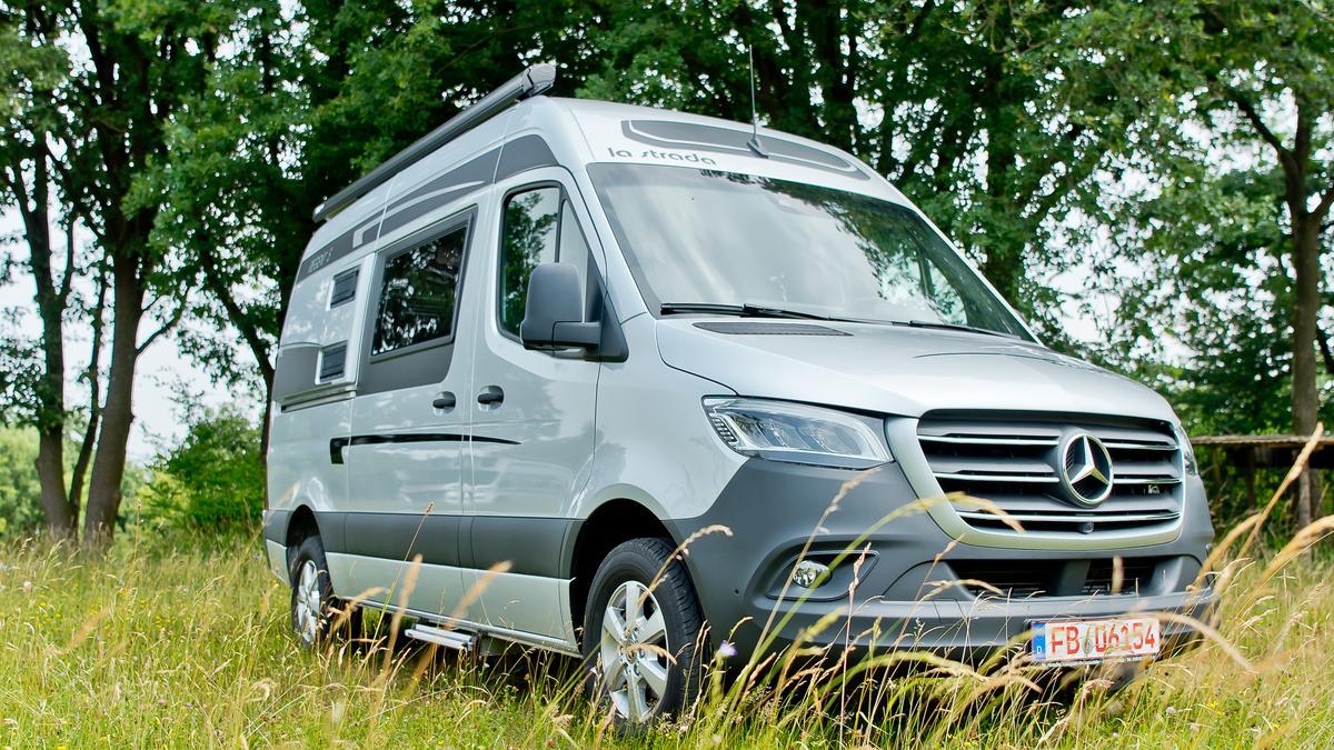 La Strada turns all-new Mercedes Sprinter into on/off-road adventure camper van