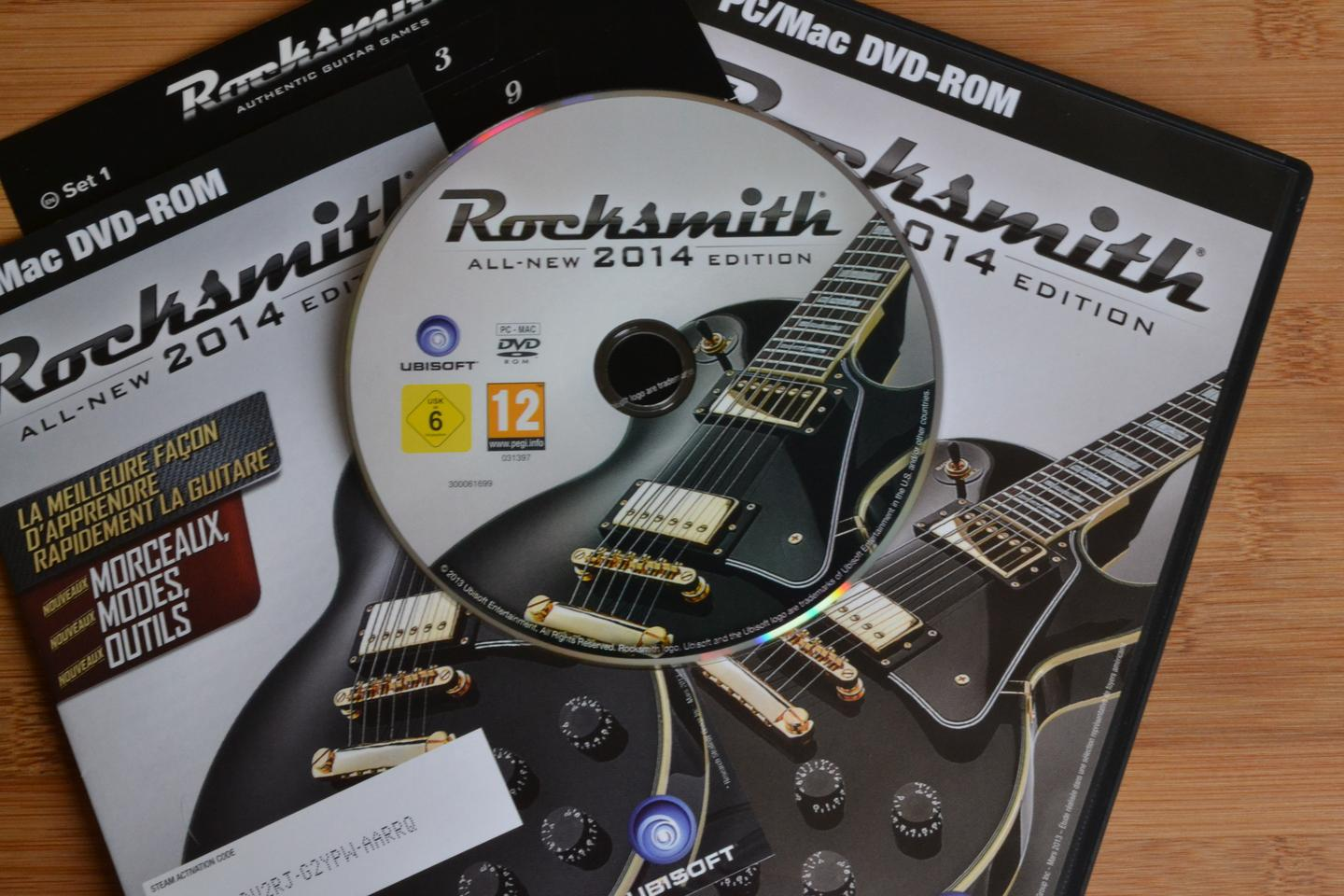 Gizmag reviews Rocksmtih 2014 from Ubisoft