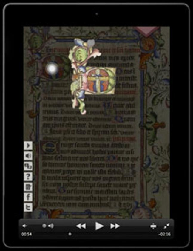 The Book of Exeter app