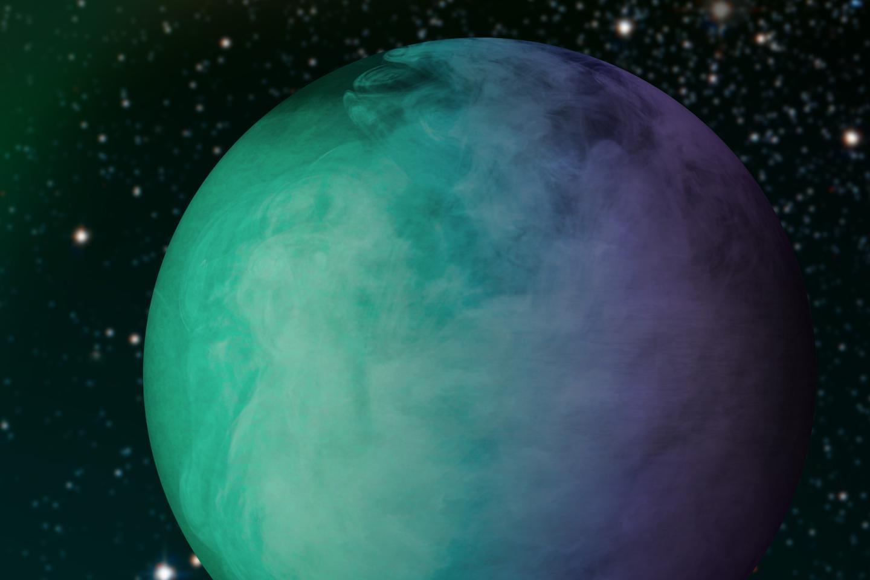 Artist's impression of Kepler-7b (Image: NASA, Jose-Luis Olivares, MIT)