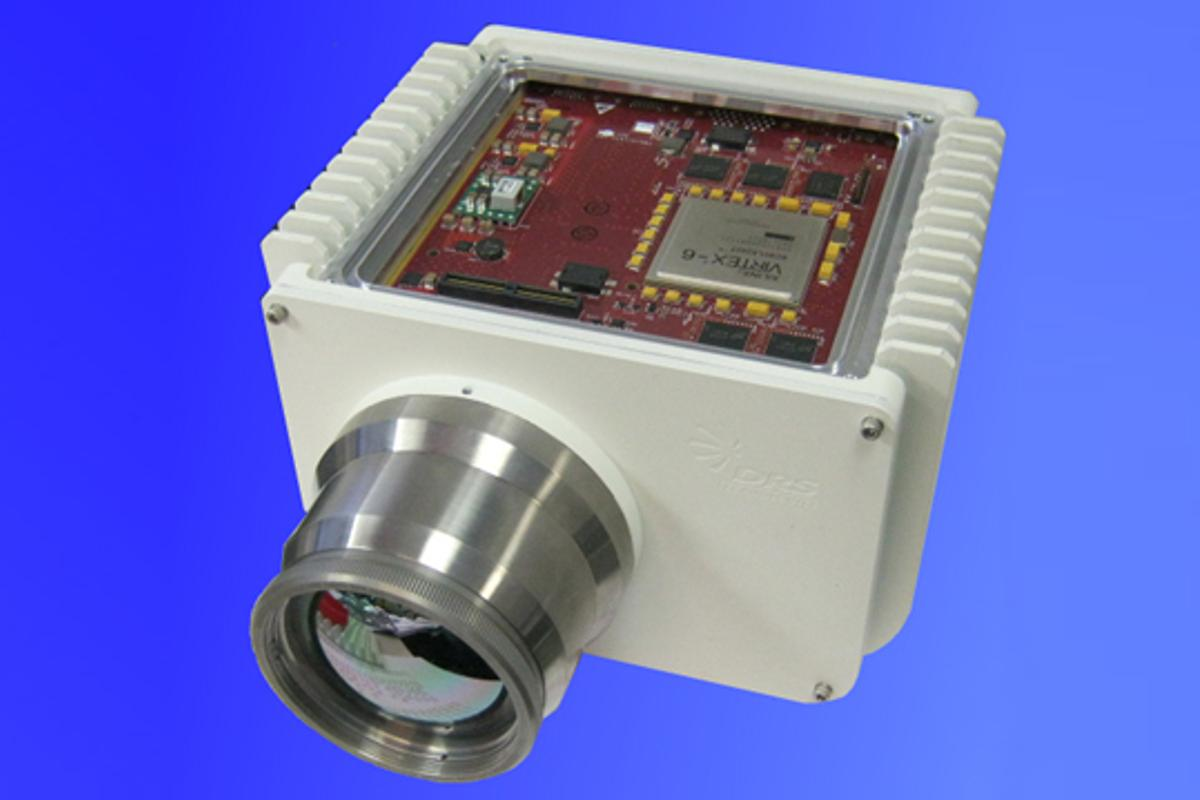The five-micron LWIR camera being developed by DARPA to provide individual soldiers with thermal imaging capabilities