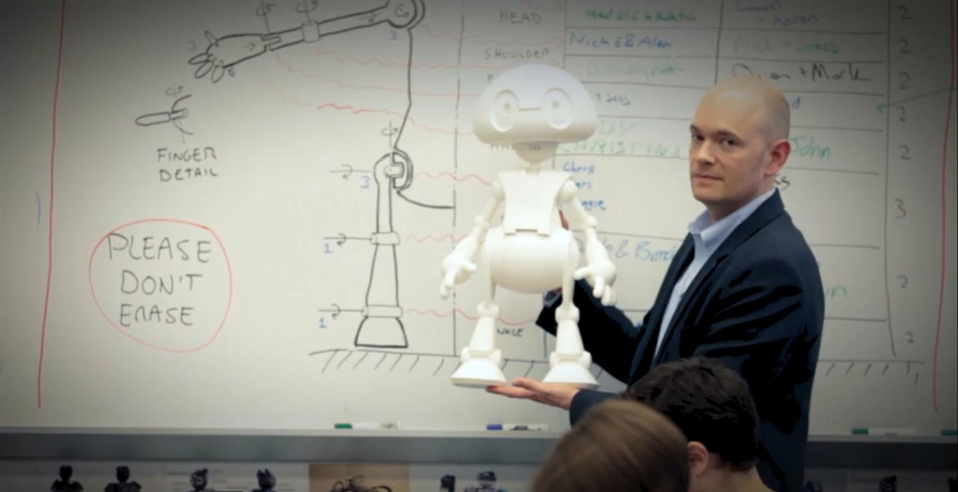 Intel has announced that its 3D printed Jimmy robot will be available to consumers later this year