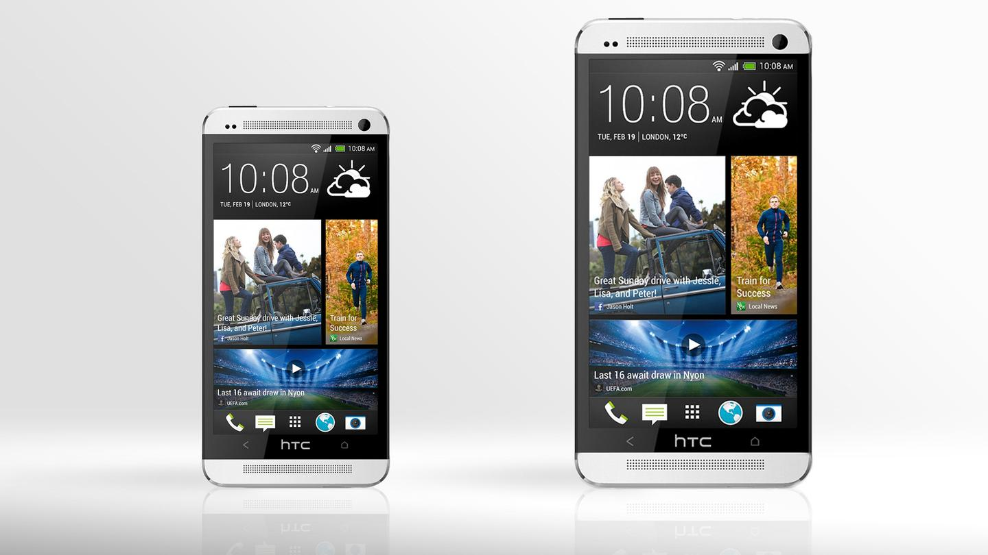 HTC is rumored to be prepping a 5.9-inch phablet version of the HTC One