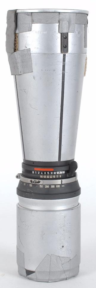 Dave Scott's Lunar Surface-Used 500mm Zeiss Lens