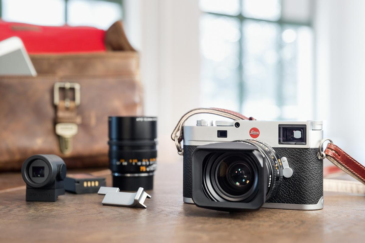 The Leica M10 is the slimmest digital M camera yet