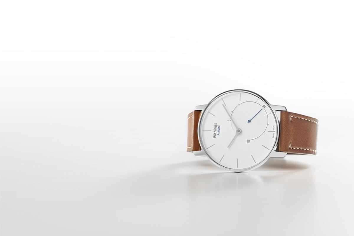 The Withings Activité aims to be both a functional activity tracker and a fashionable accessory