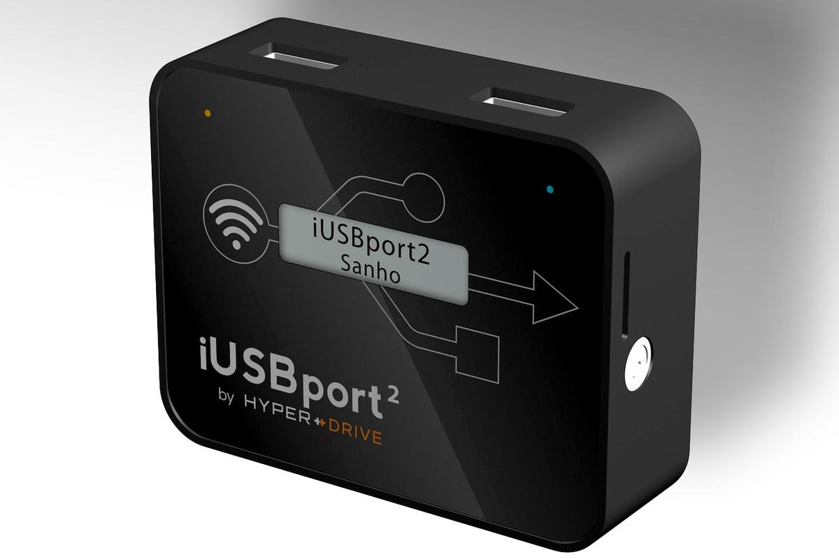 Hyper announced a trio of new iUSBport devices