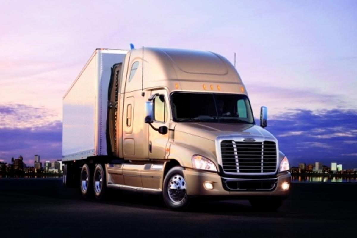 Daimler Trucks North America Predictive Cruise Control