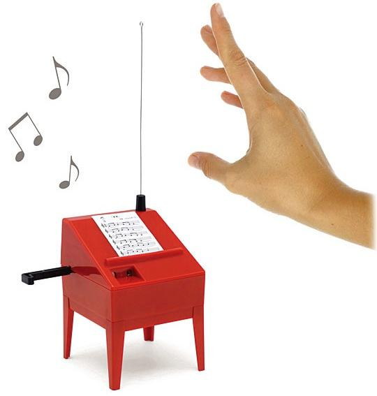 The Theremin Mini Kit