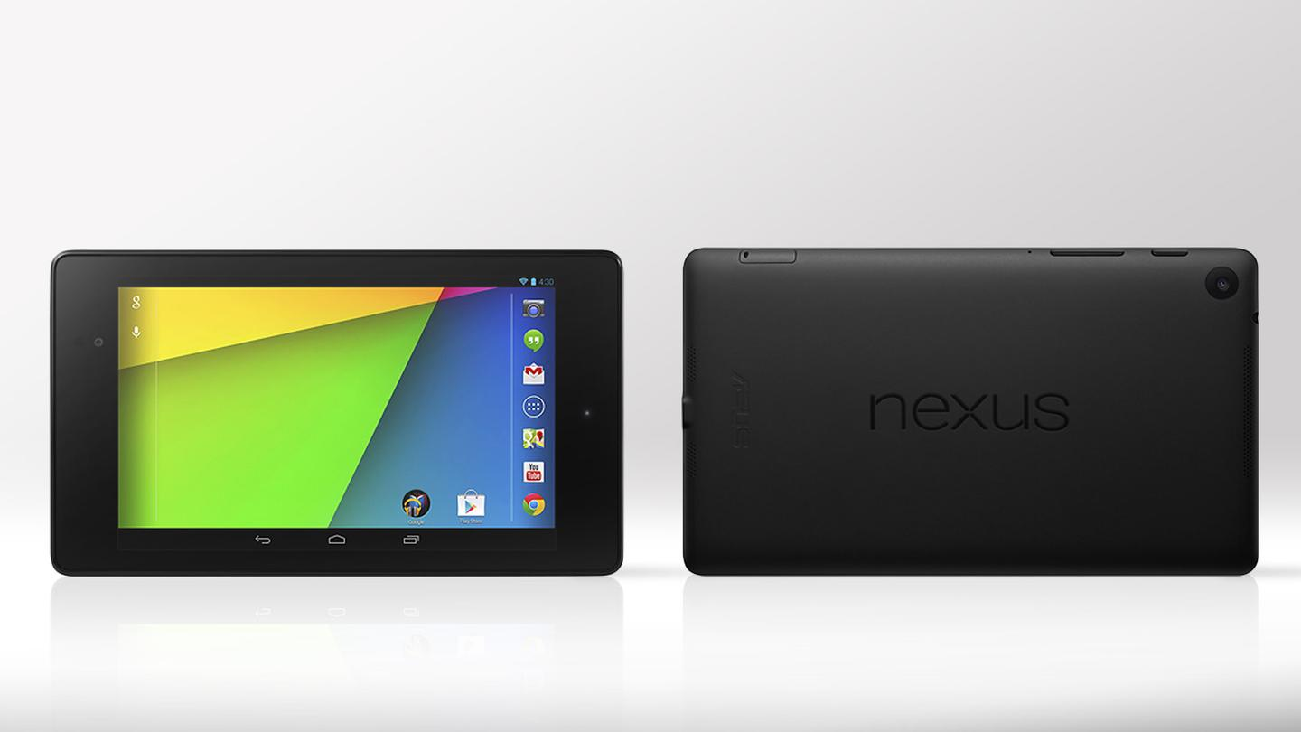 The new Nexus 7 runs a Snapdragon S4 Pro clocked at 1.5 GHz