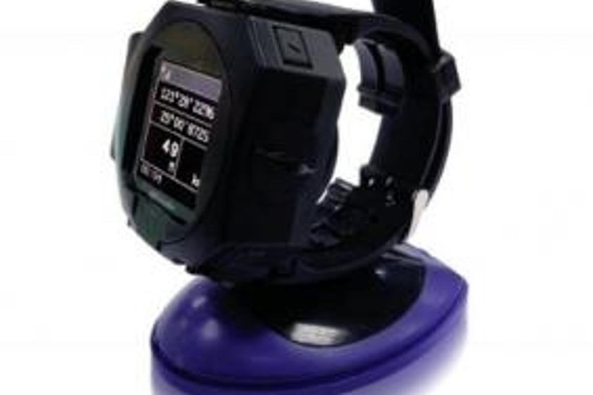 MW-705 BT GPS watch - Click image to enlarge