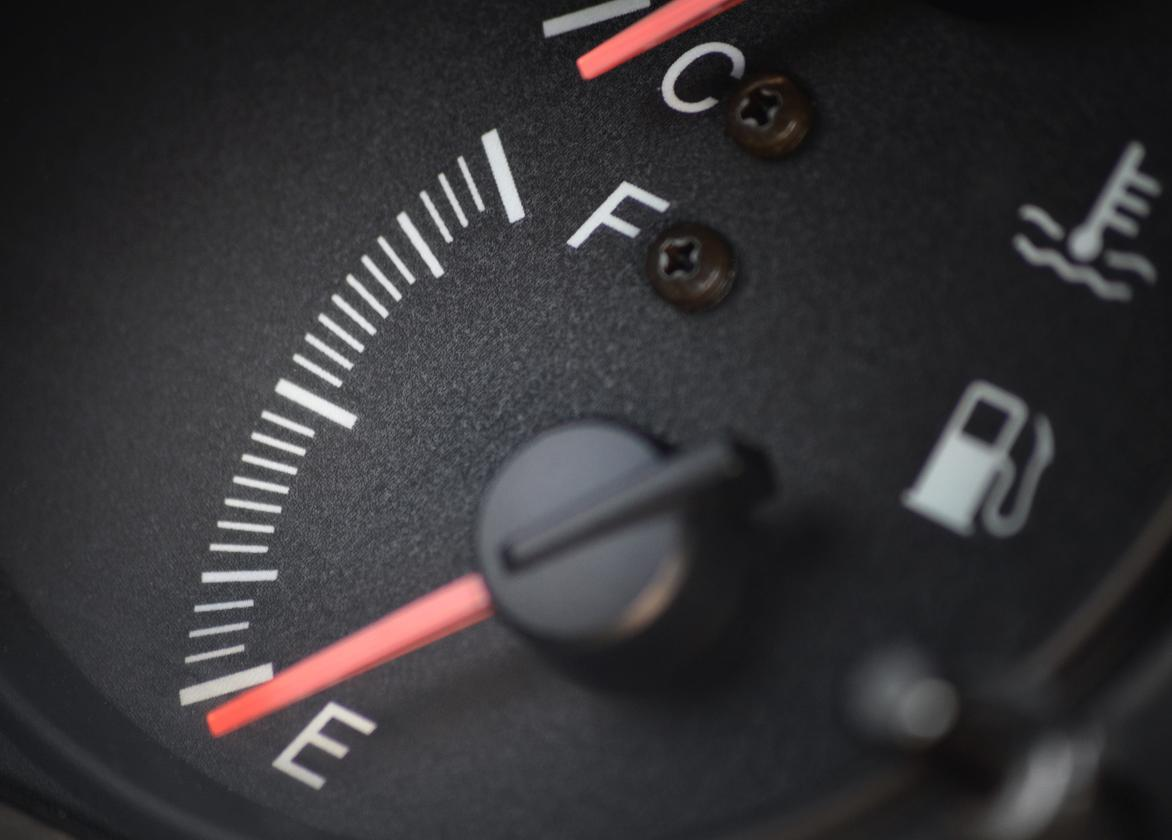 "Magic Tank squeezes every last drop of gas out of your car's ""empty"" fuel tank (Photo: Shutterstock)"