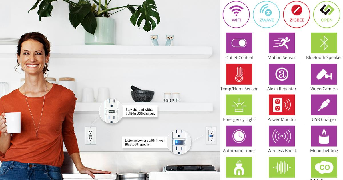 "Swidget turns any home into a ""smart home"" using existing wiring"