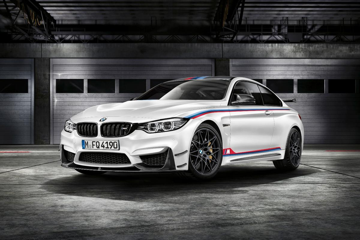Only 200 examples of the M4 DTM Champion Edition will be built