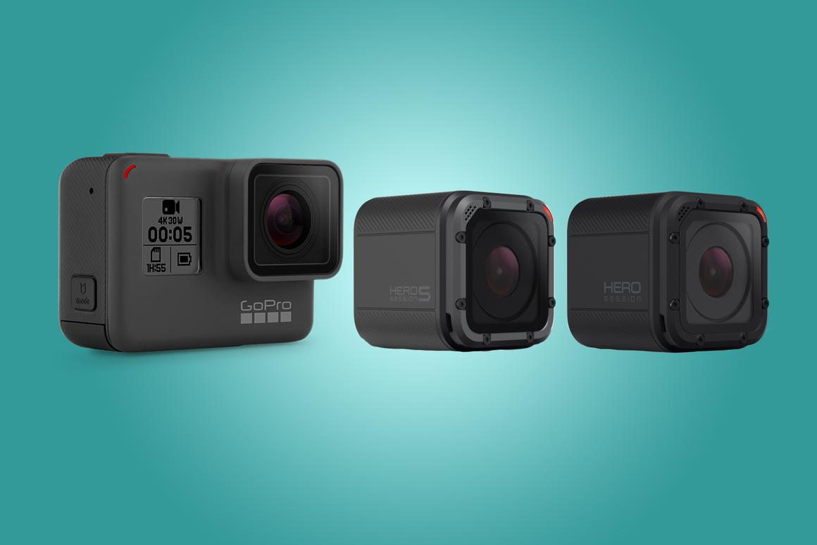 We compare the key specsof theGoProHero5 Black,Hero5 Session andHero Session
